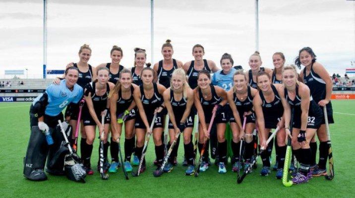 NZ Black Sticks Women's hockey team - Photo / facebook.com/nzblacksticks