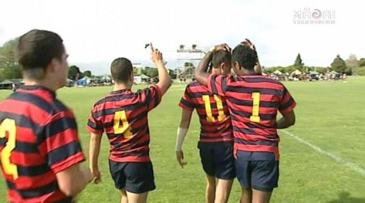 Condor Sevens Secondary tournament