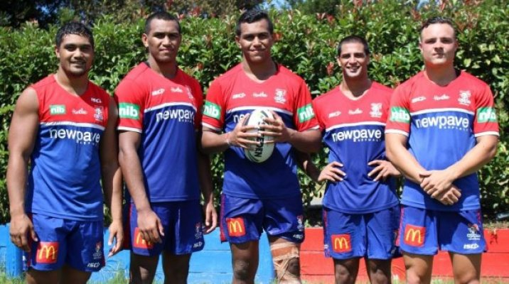 Photo sourced from Newcastle Knights.