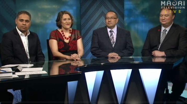 Labour Māori MPs - Peeni Henare, Meka Whaitiri, Adrian Rurawhe, Rino Tirikatene