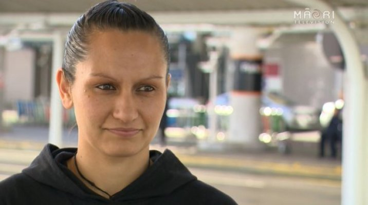 MMA fighter Faith Van Duin, Te Arawa