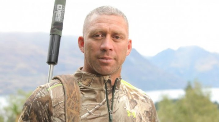Glen Osborne - Photo / Hunting Aotearoa Facebook Page