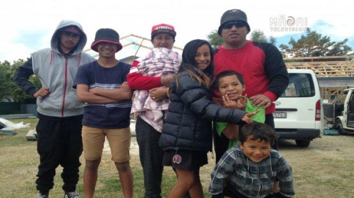 Maraenui whānau to receive a home for Xmas