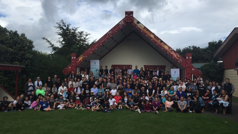 Te Kura Reo o Ngāti Kahungunu 2017 - Image / File
