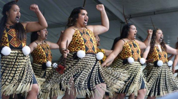 Tū Te Maungaroa