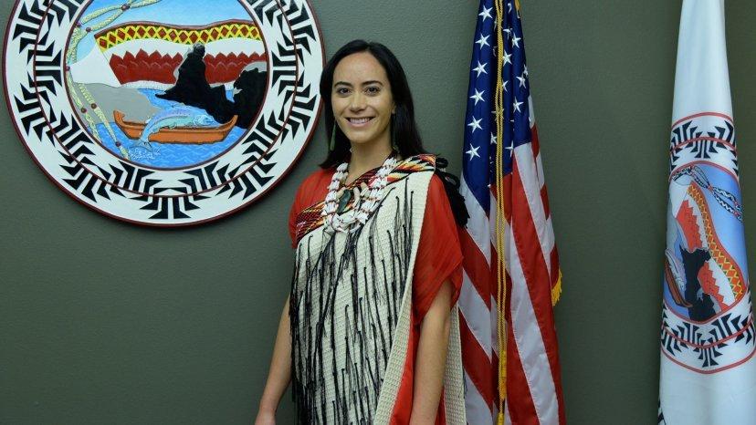 Māori lawyer Maia Wikaira sworn into Native American tribal justice