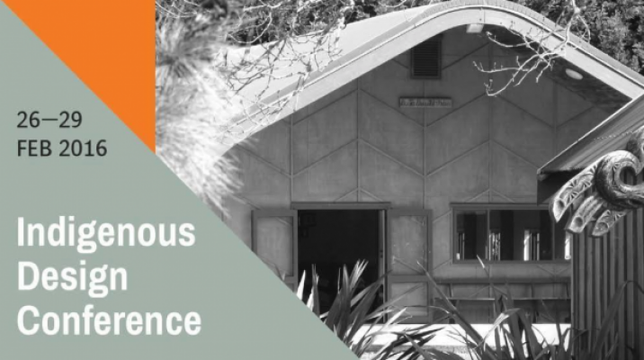 conference to bring together indigenous architects and designers