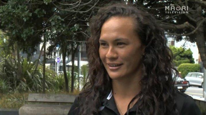 Portia Woodman, NZ Sevens - Photo / file