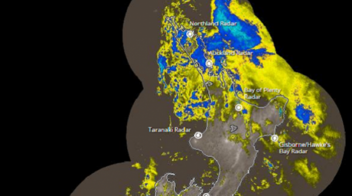 Cyclone Cook: Evacuations as huge storm lashes north New Zealand