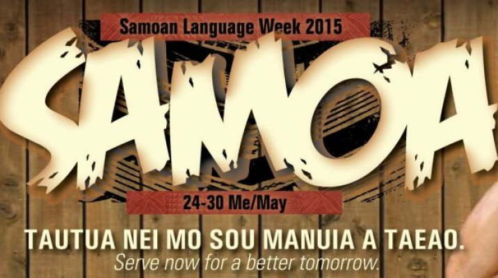 Samoa Language Week - Photo / facebook.com/SamoanLanguageWeek