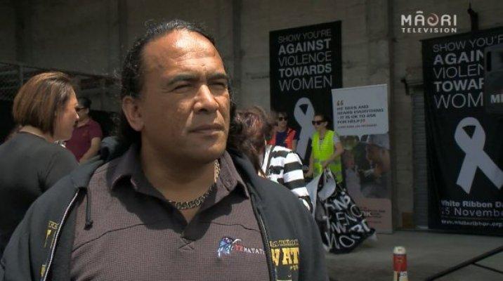 Shane White, anti-violence advocate