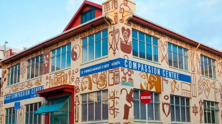 Suzanne Aubert Compassion Centre, Wellington - Photo / Tazzle2 @flickr