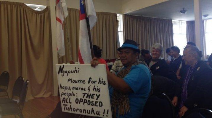 Urgent Waitangi Tribunal hearing called today in Waitangi