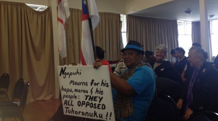 Urgent Waitangi Tribunal hearing called today in Waitangi