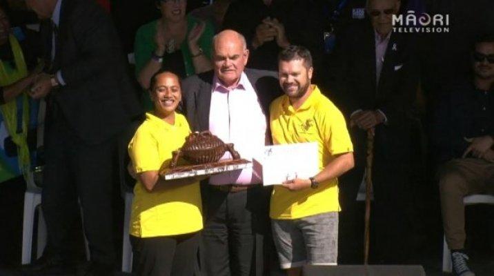 Te Kapa Haka o Te Whānau-a-Apanui - Te Matatini 2015 Winners