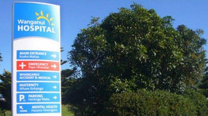 Whanganui Hospital - Photo / file
