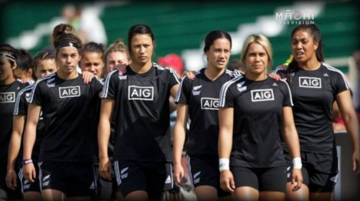NZ Women's Sevens squad - Photo / file