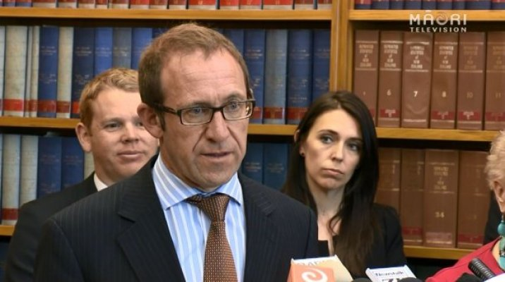 Andrew Little announces Labour's caucus list