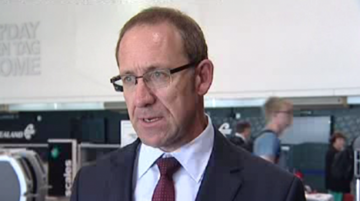 Andrew Little Labour Party leader