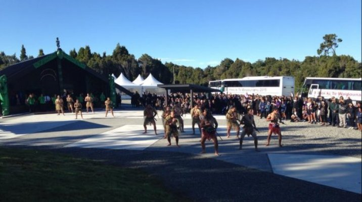 Ngāti Waewae host Ngāruahine iwi to receive Crown apology - Photo / file