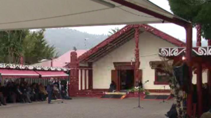 Tūrangawaewae Marae in Ngāruawāhia