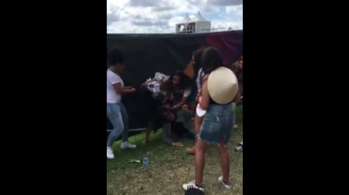 Police respond to Polyfest brawling videos