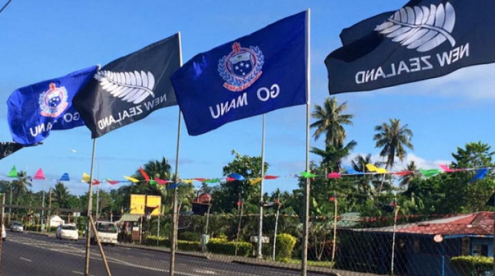Samoa is ready for Wednesday's big clash - Photo / file