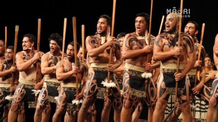 Kapa Haka - Places in New Zealand