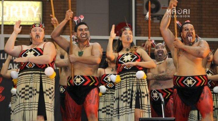 Australia Kapa Haka Festival - Manawa Mai Tawhiti