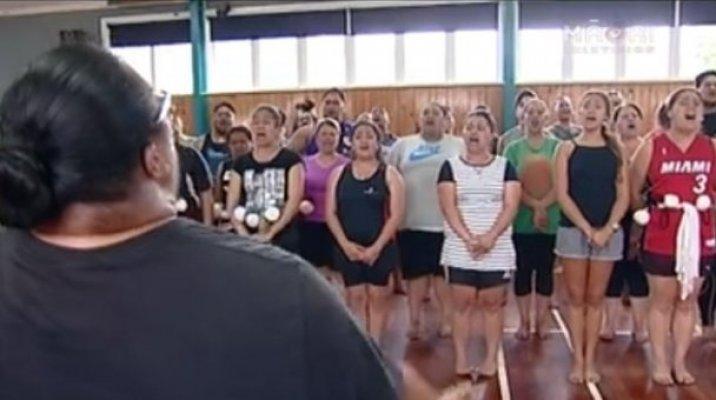 Te Reanga Mōrehu prepare for Te Matatini - Photo / file