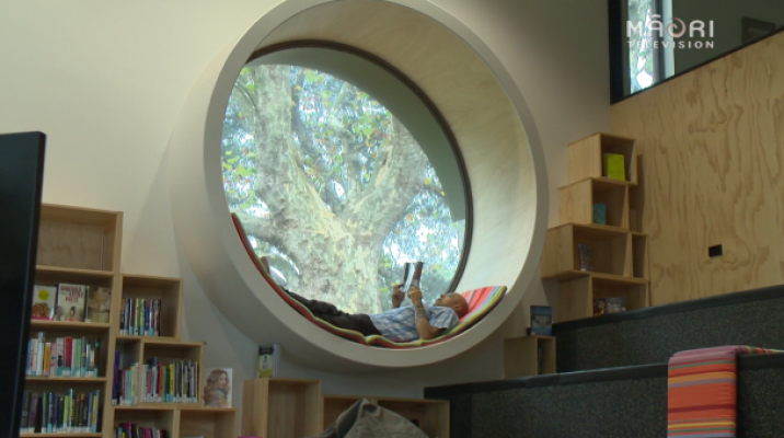 Takarunga's new library - Photo / file