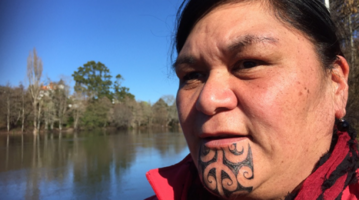 What Does The Maori Chin Tattoo Mean: Māori MP Receives Traditional Chin Moko