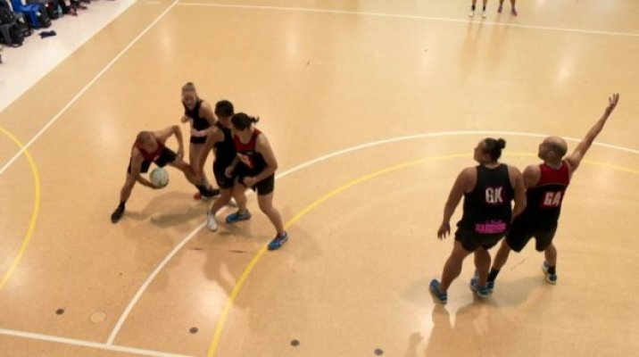 Canterbury vs North Harbour, Mixed Netball Nationals - Photo / file