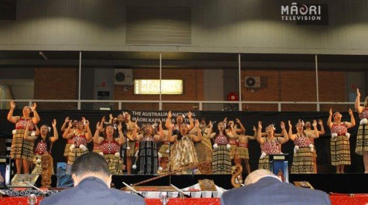 Australia Kapa Haka Festival - Te Puna Mārama