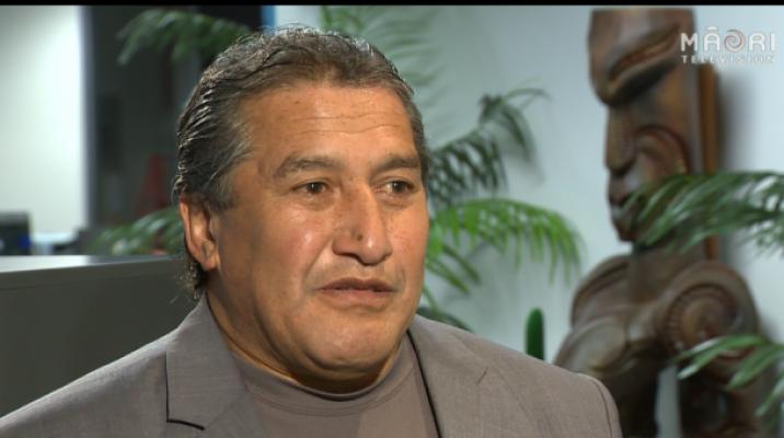Ngāti Kahungunu CEO, Ngahiwi Tomoana
