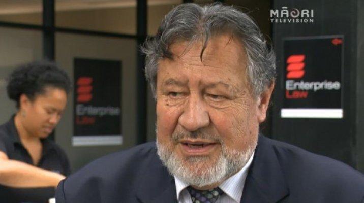 Dr Pita Sharples opens new Māori law firm