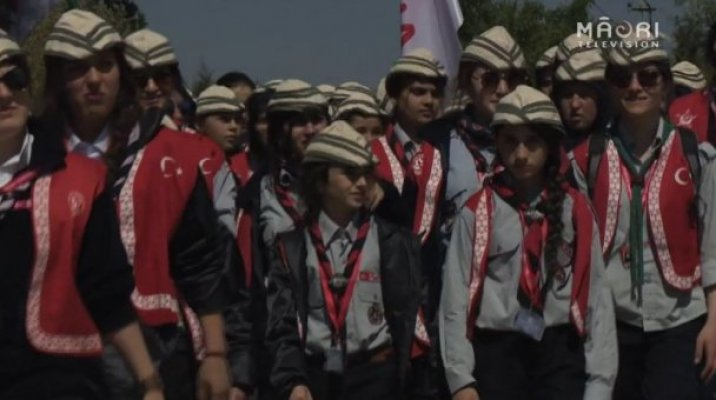 Turkey celebrate National Sovereignty and Children's Day