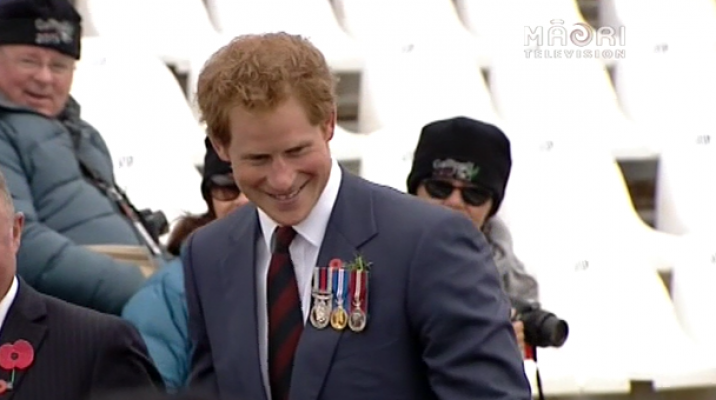 Prince Harry visit details revealed - Photo / file