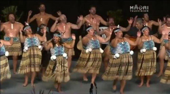 Te Aitanga a Hauiti ki Ūawa - 2014 Tamararo winners