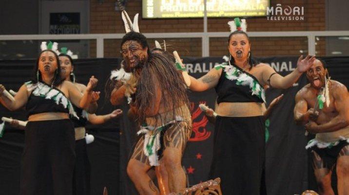 Australia Kapa Haka Festival - Te Kuraroa