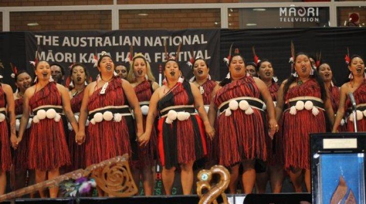 Australia Kapa Haka Festival - Te Pāpakanui-a-Māui