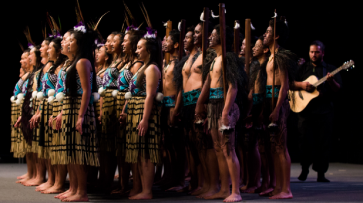 Ngā KKM o Te Puku o Te Ika - Photo by Jamie Rolleston, permission given by Kereama Wright