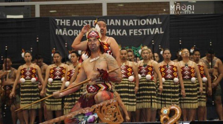 Australia Kapa Haka Festival - Te Raranga Whānui