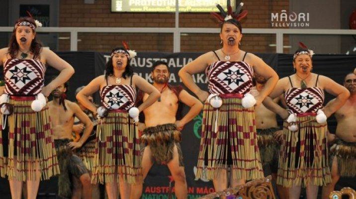Australia Kapa Haka Festival - Te Toi o Ngā Rangi