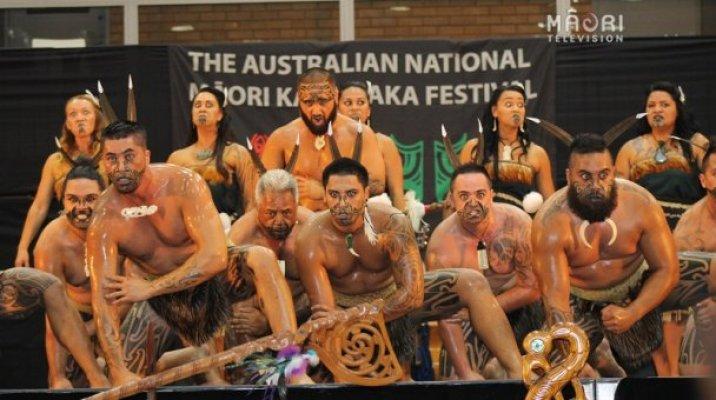 Australia Kapa Haka Festival - Tūranga Ake