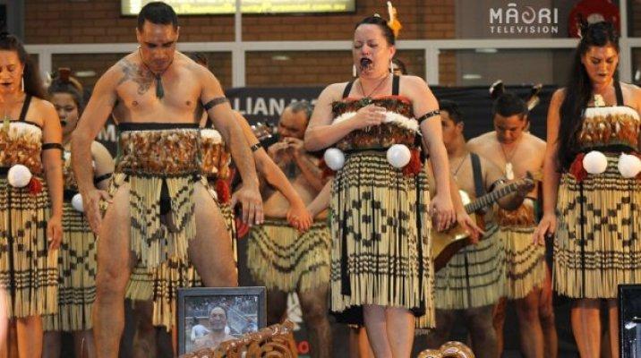 Australia Kapa Haka Festival - Tūwhitia
