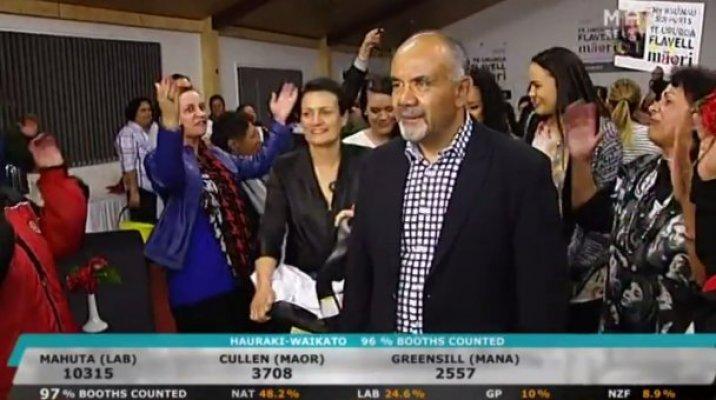Māori Party's Te Ururoa Flavell