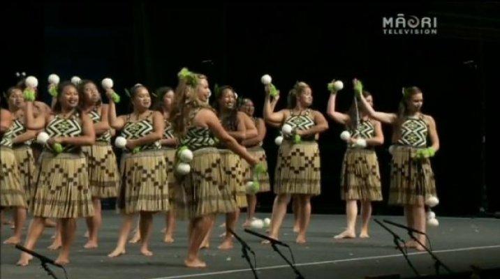 Mōtai Tangata Rau - 2014 Tainui Kapa Haka Regional winners