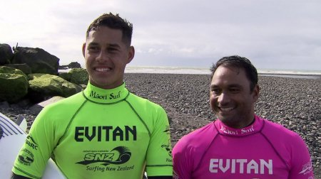Kahu and Khan Butler - Photo / File