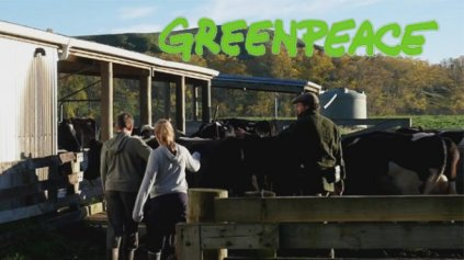 New Greenpeace doco on farming - Image / File